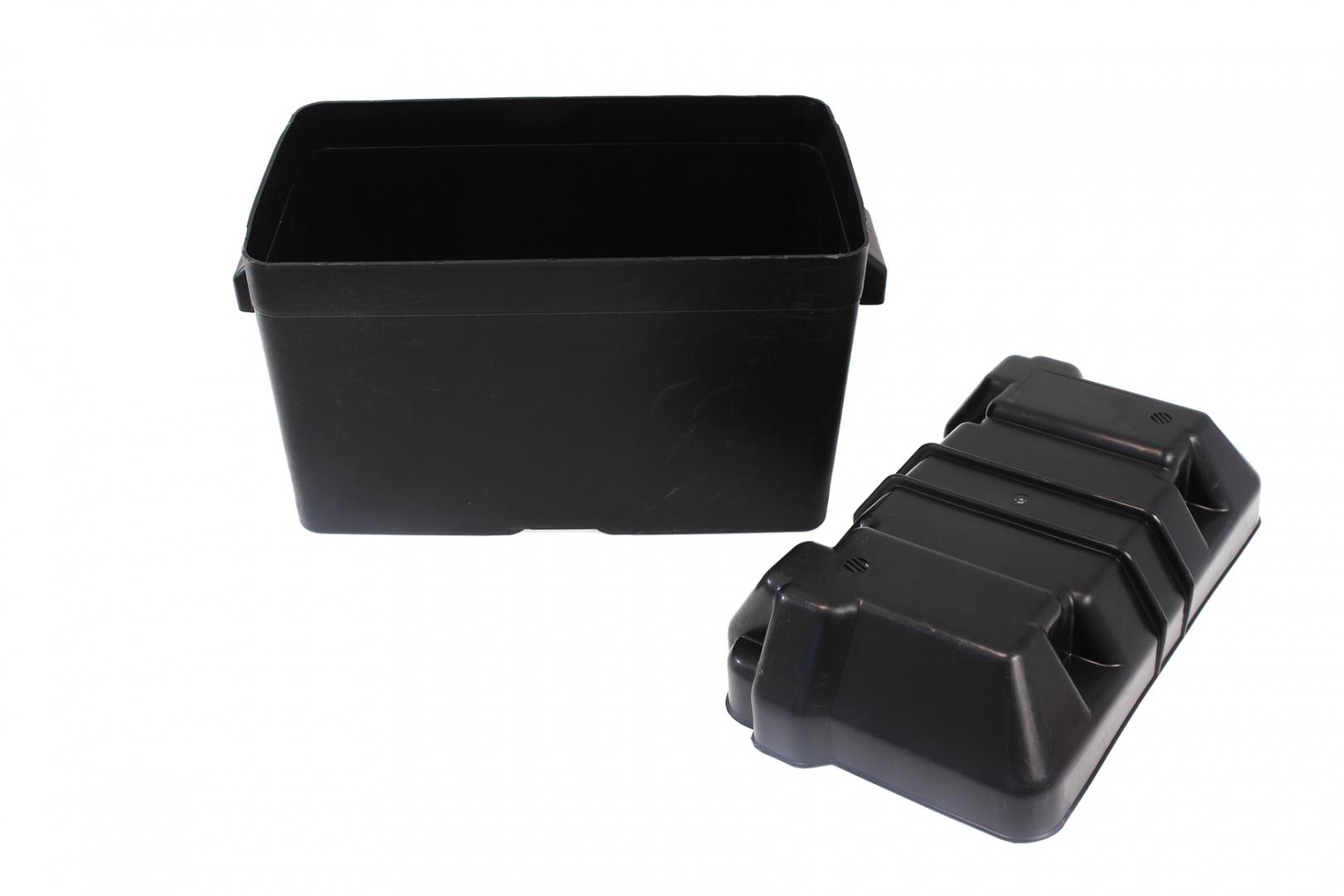 Skrzynka obudowa akumulatora Hard 282x184x260 - GRUBYGARAGE - Sklep Tuningowy